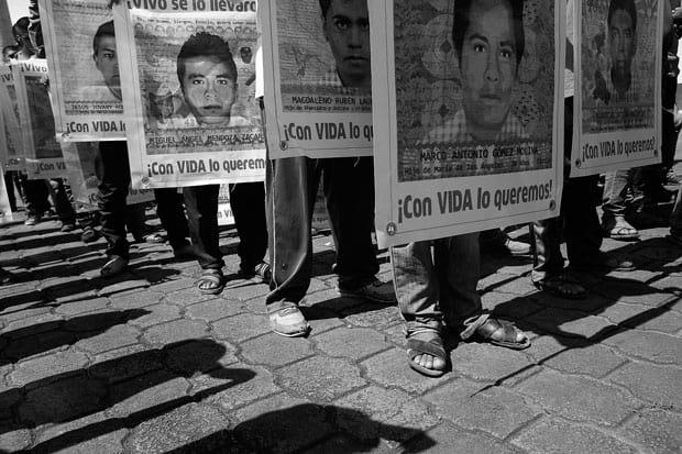 Ayotzinapa 5 años 43 estudiantes
