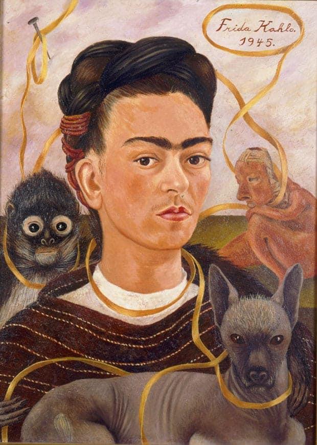 Frida Kahlo, Dolores Olmedo