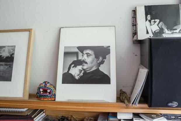 Mauricio Rocha y su padre, el también arquitecto Manuel Rocha.