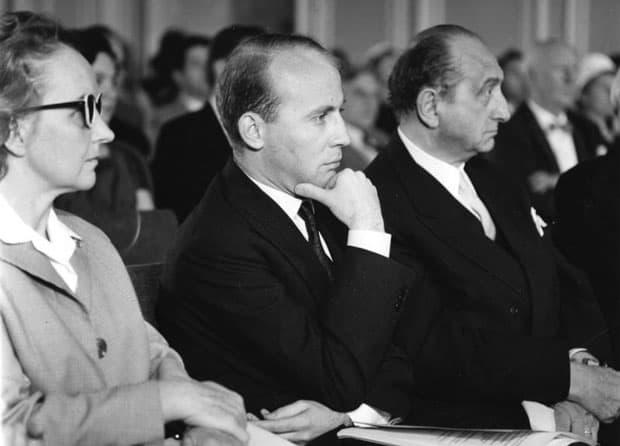 Hans Werner Henze, 1960.