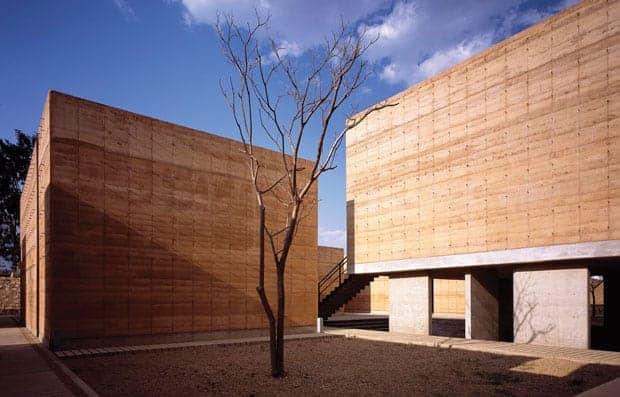 Escuela de Artes en Oaxaca. Mauricio Rocha.