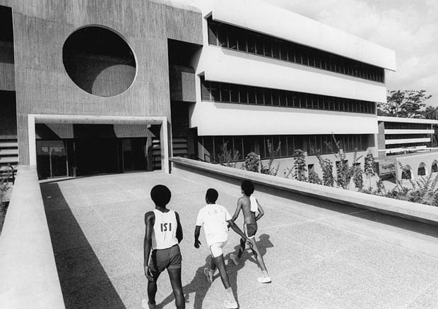 Universidad de Ife en Ile-Ife, Nigeria