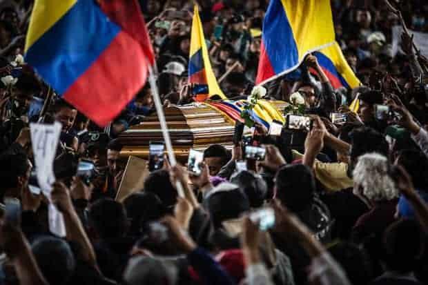 Confederación de Nacionalidades Indígenas de Ecuador