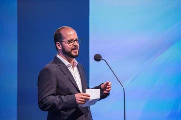 Javier Arredondo, fundador de Travesías Media.