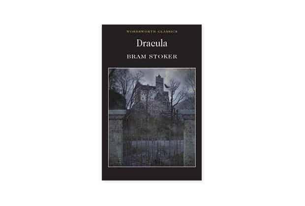 Drácula de Bram Stoker libros de terror