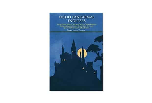 Ocho fantasmas ingleses de varios autores