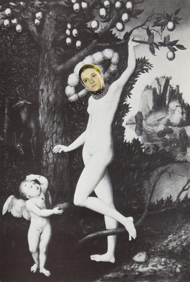 Cupido reclamando a venus piezas interferidas maria eugenia chellet