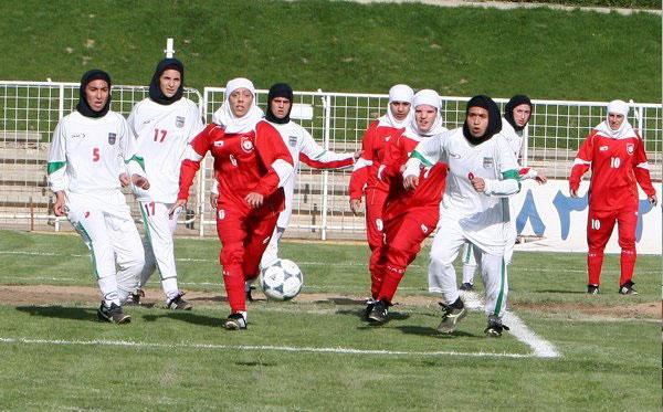 futbol Irán