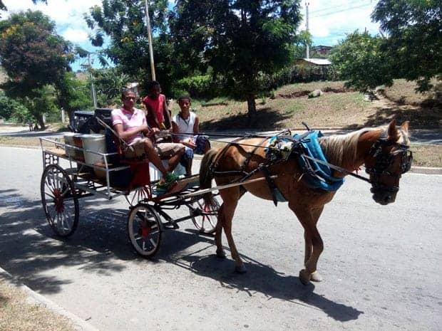 Santiago de Cuba Crisis de Agua
