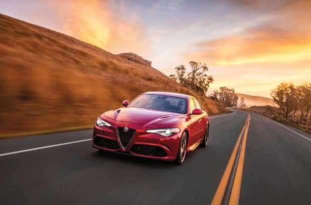 Alfa Romeo -Giulia