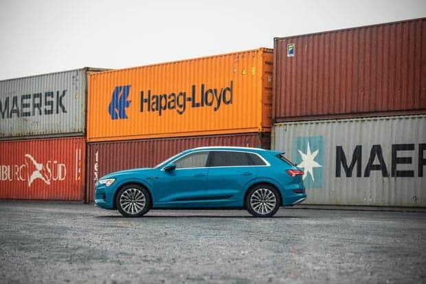 Audi -e-tron