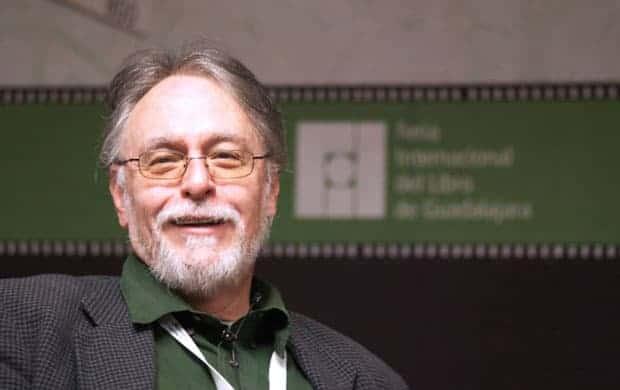 David Huerta Feria del libro de Guadalajara 2019