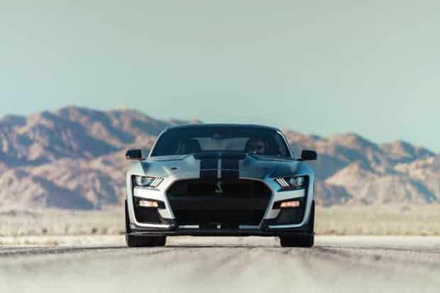 Ford -Shelby GT500