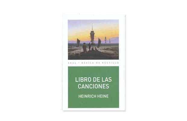 Libro de las canciones de Heinrich Heine