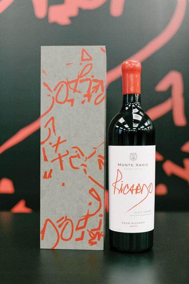 Monte Xanic Gran Ricardo vino tinto