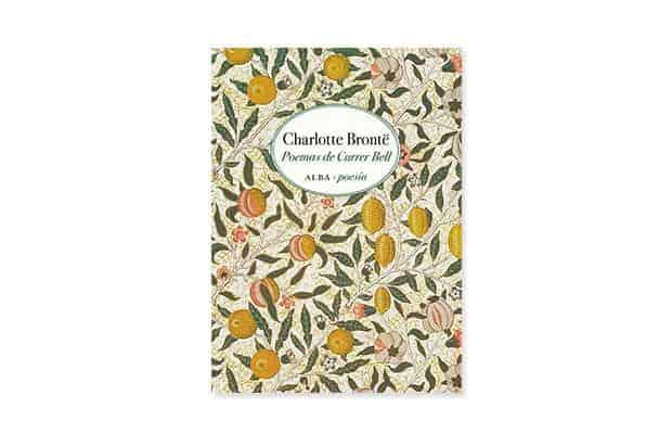 Poemas de Currer Bell de Charlotte Brontë