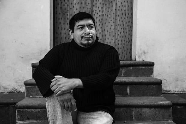 Alonso Hernández, activista y cronista de temas de diversidad sexual.