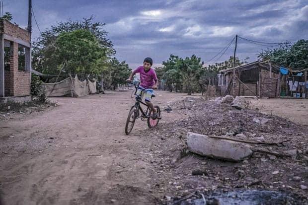 El hogar de los huidos:Crónica de los desplazados en Sinaloa