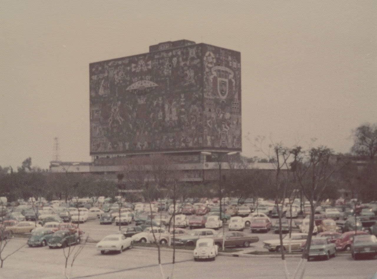 UNAM jorge ibargüengoitia