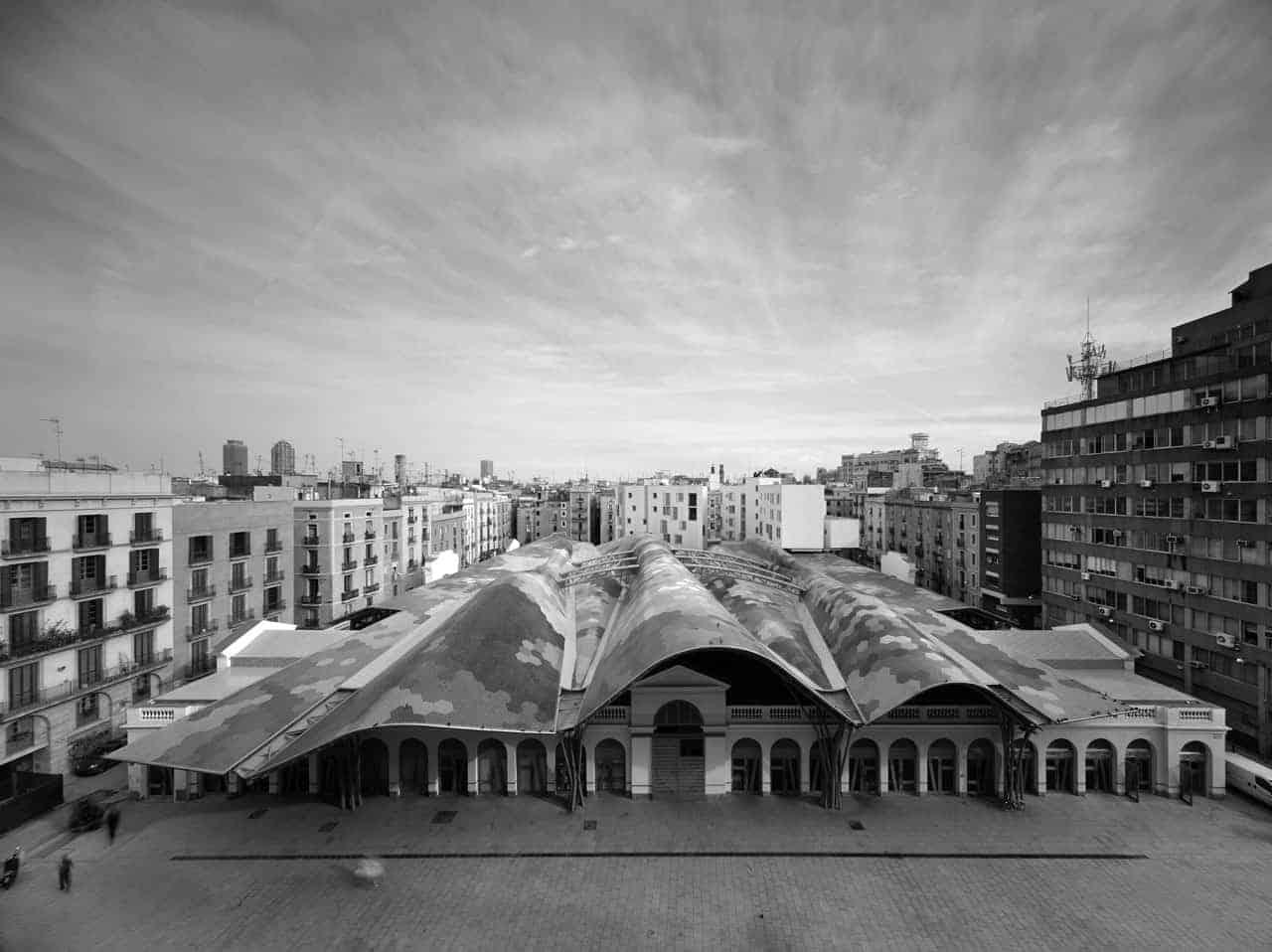 Mercado de Santa Caterina Benedetta Tagliabue
