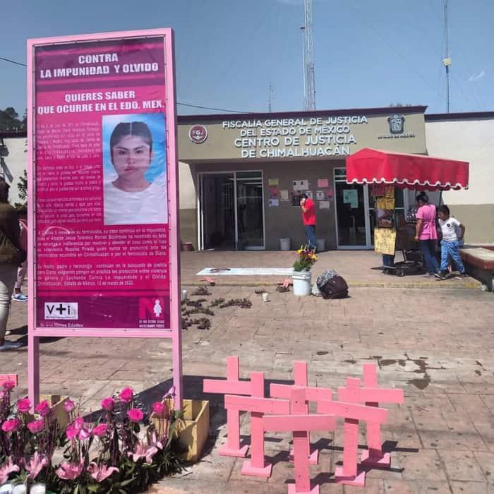 Memorial a Diana Velázquez