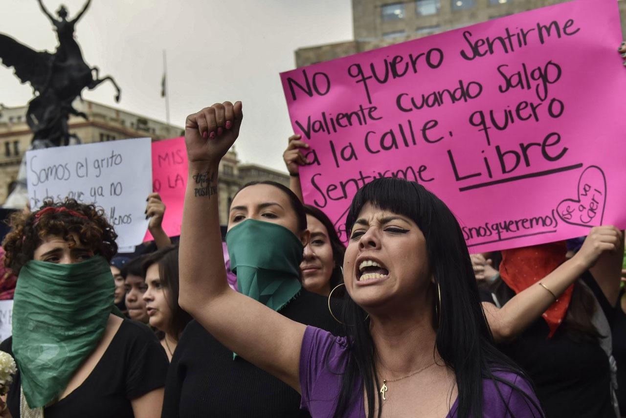 La Importancia De Llamarlo Feminicidio Gatopardo