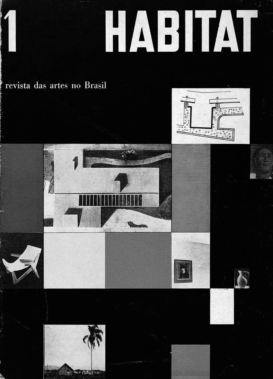 Revista Habitat Lina Bo Bardi