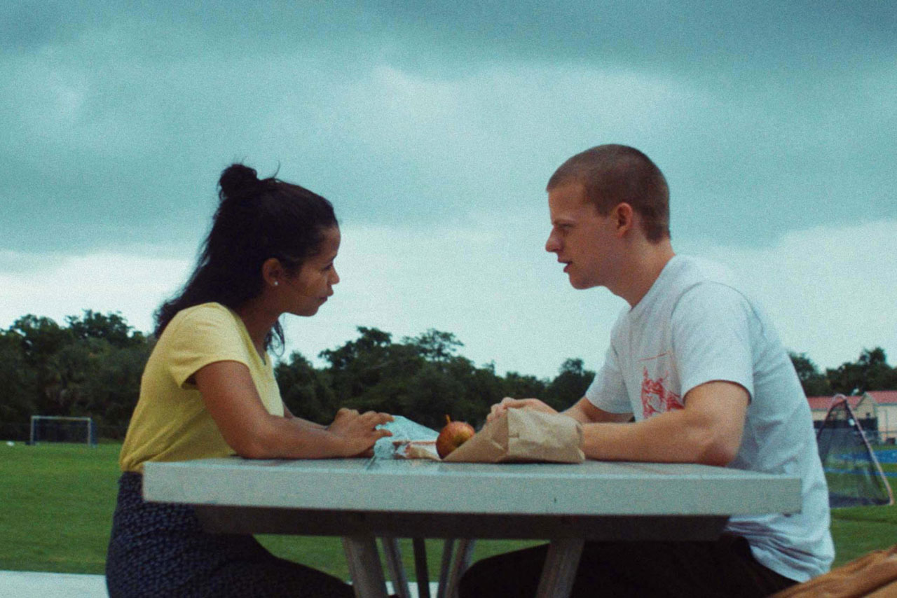waves lucas hedges taylor russell