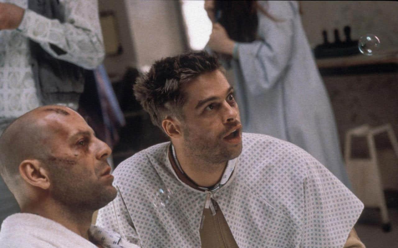 12 Monkeys (1995) de Terry Gilliam.
