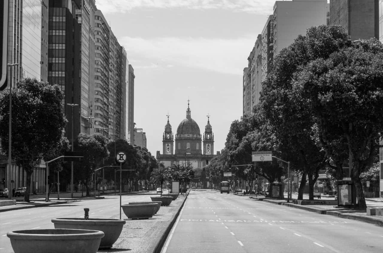 Rio de Janeiro Covid-19 en Brasil