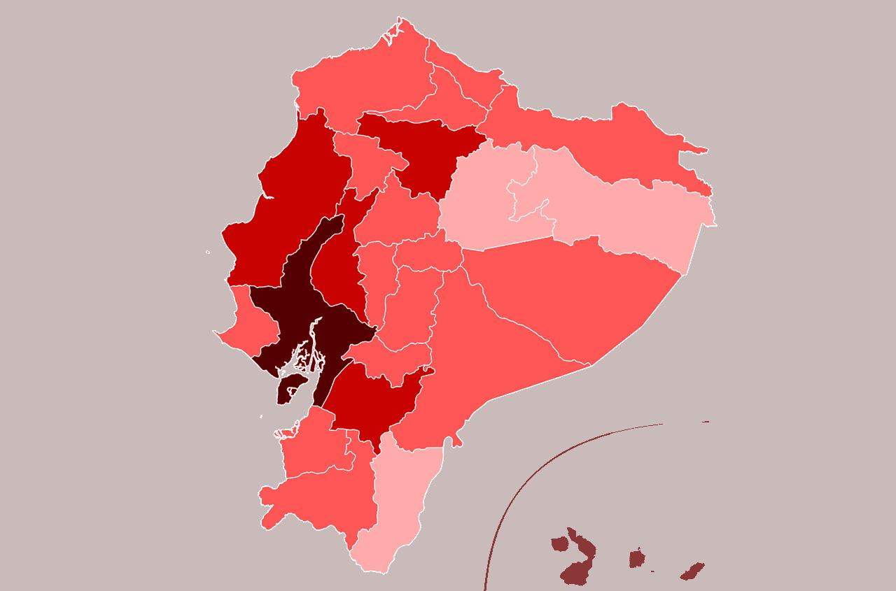 Covdi19 Ecuador
