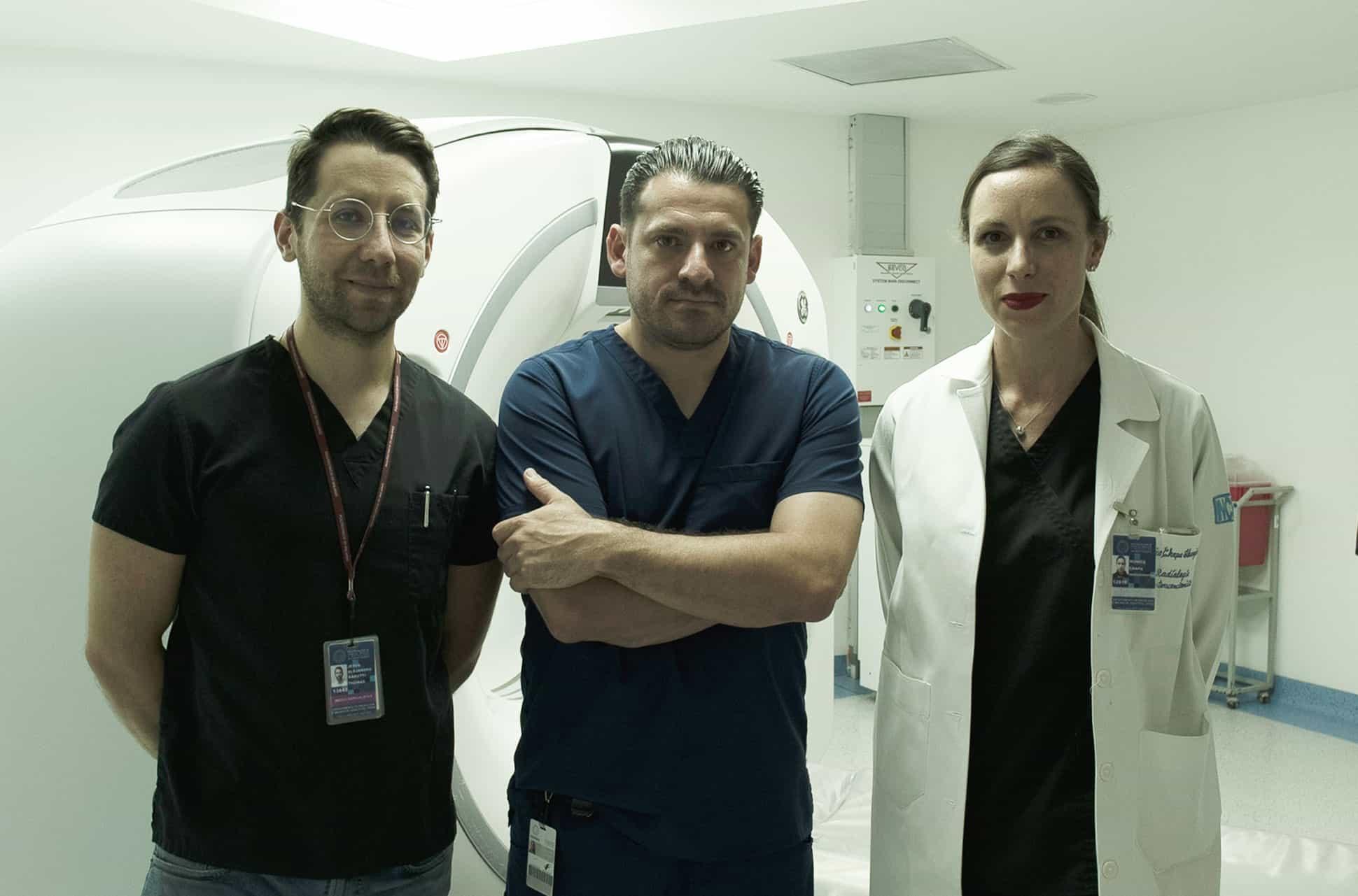 hopital de nutricion radiología