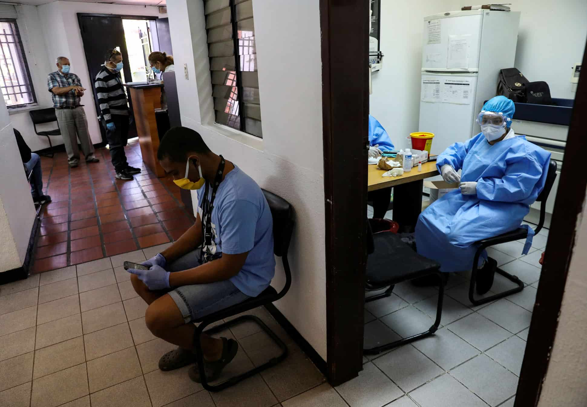 Venezuela ante la pandemia