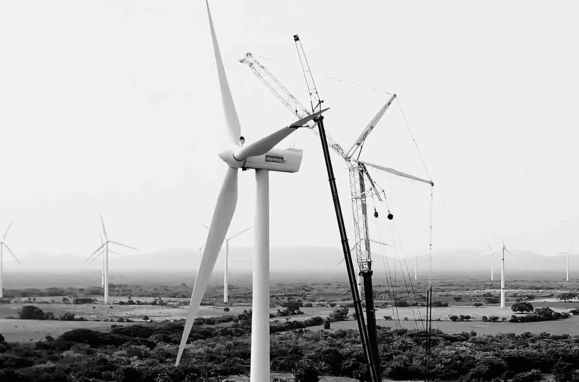 Transición energética energía