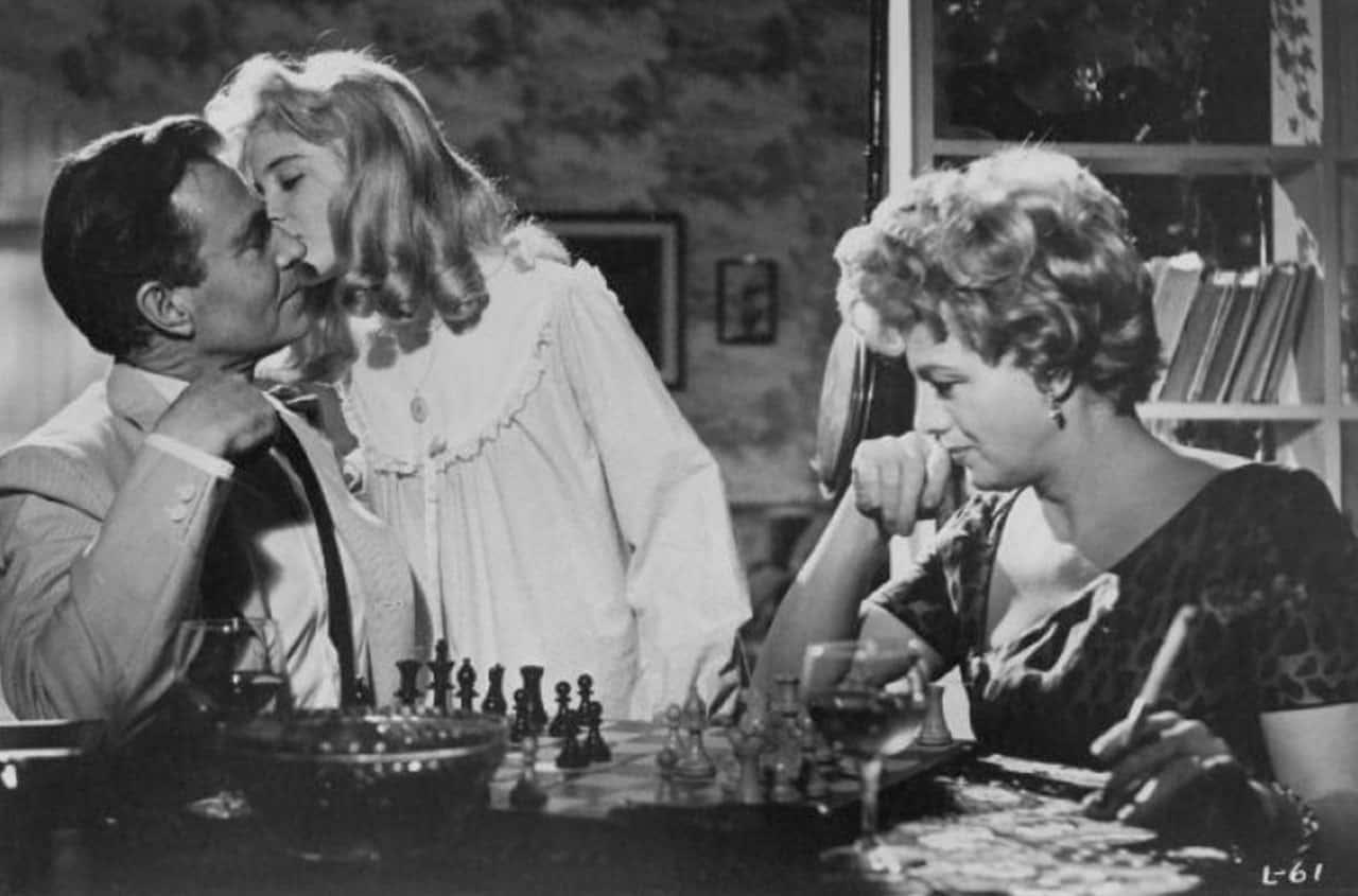 Lolita (1962) de Stanley Kubrick
