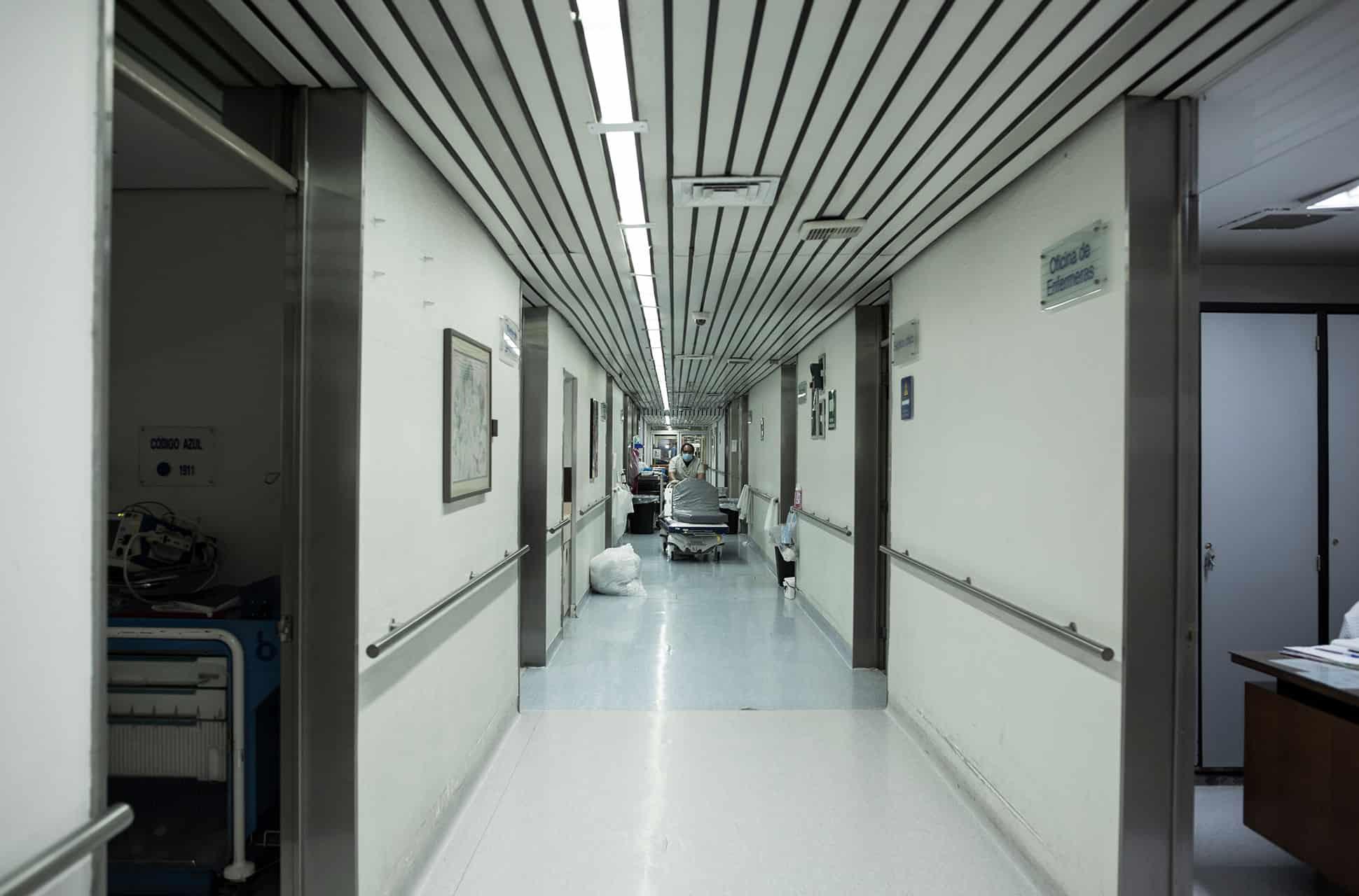 hospitales coronavirus mexico