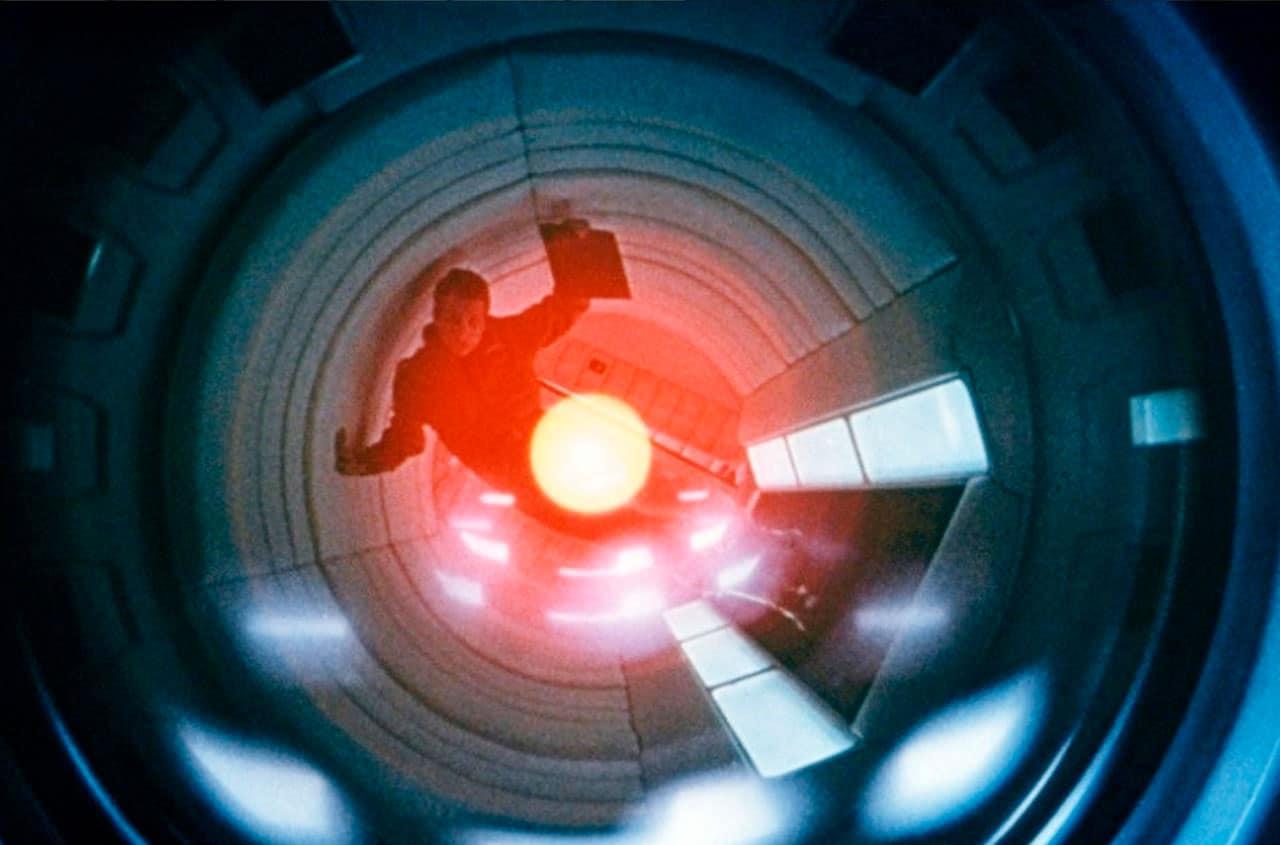 Una odisea en el espacio de Stanley Kubrick