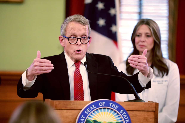 mike-dewine gobernador del estado de ohio estados unidos