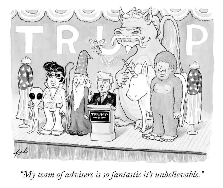 caricaturas donald trump Trumpslation
