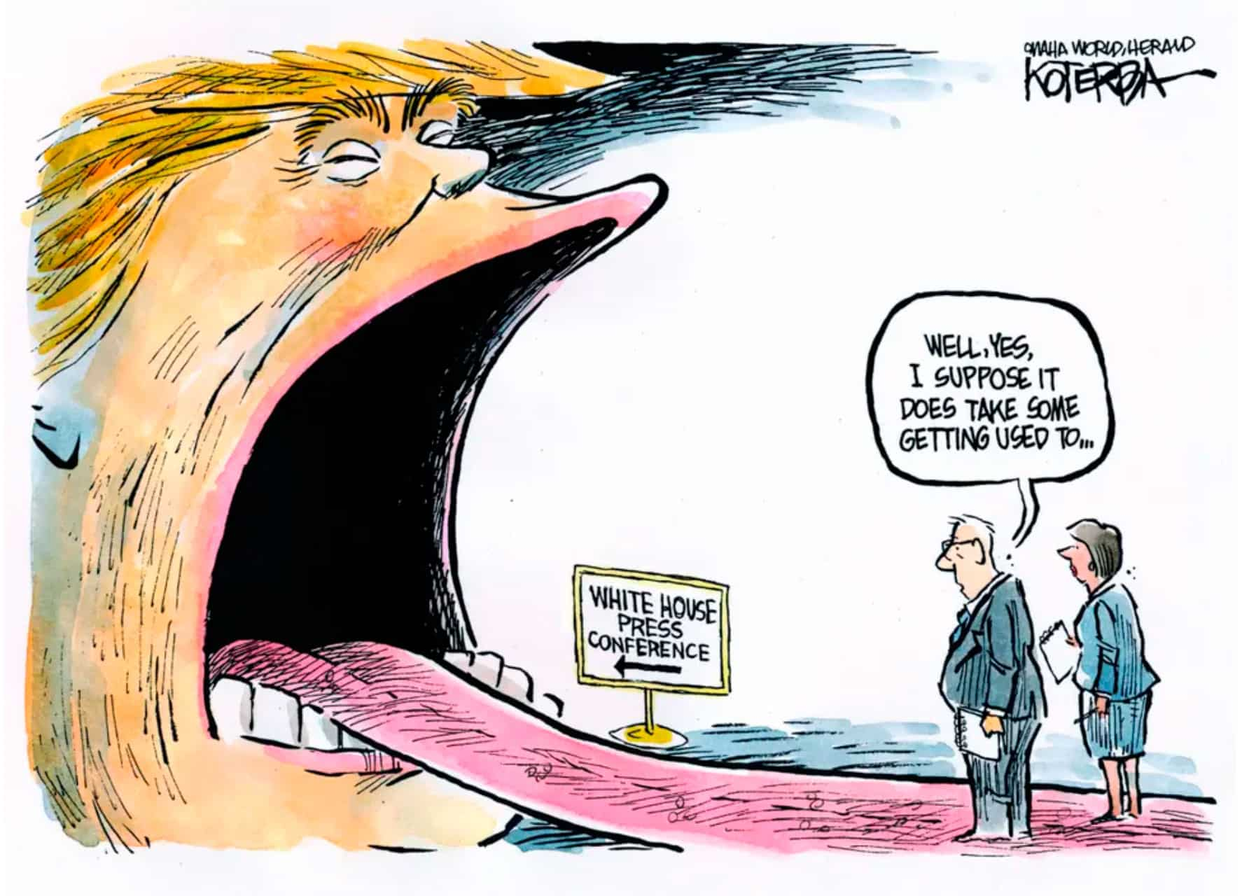 Trumpslation