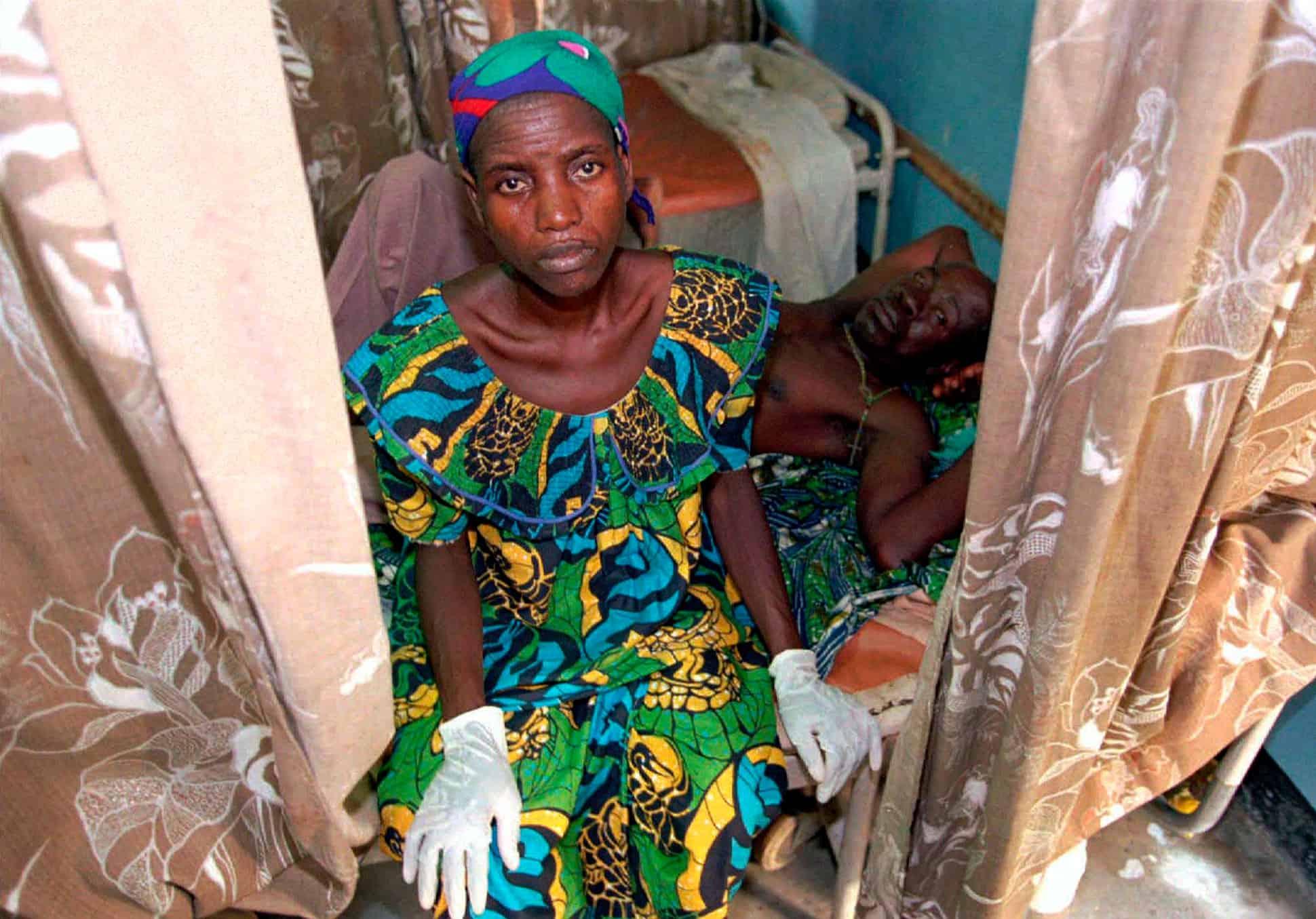 pandemia del ébola