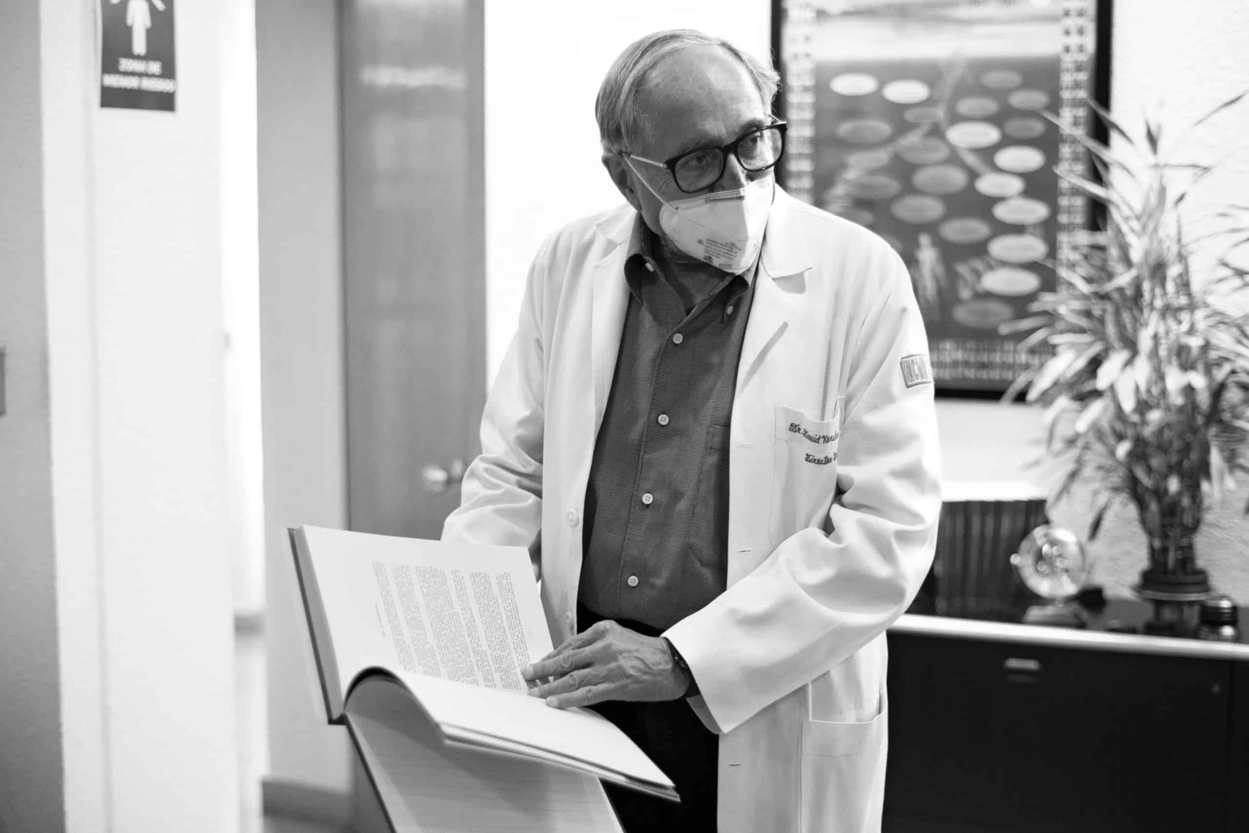 Dr. David Kershenobich Stalnikowitz Hospital de Nutrición