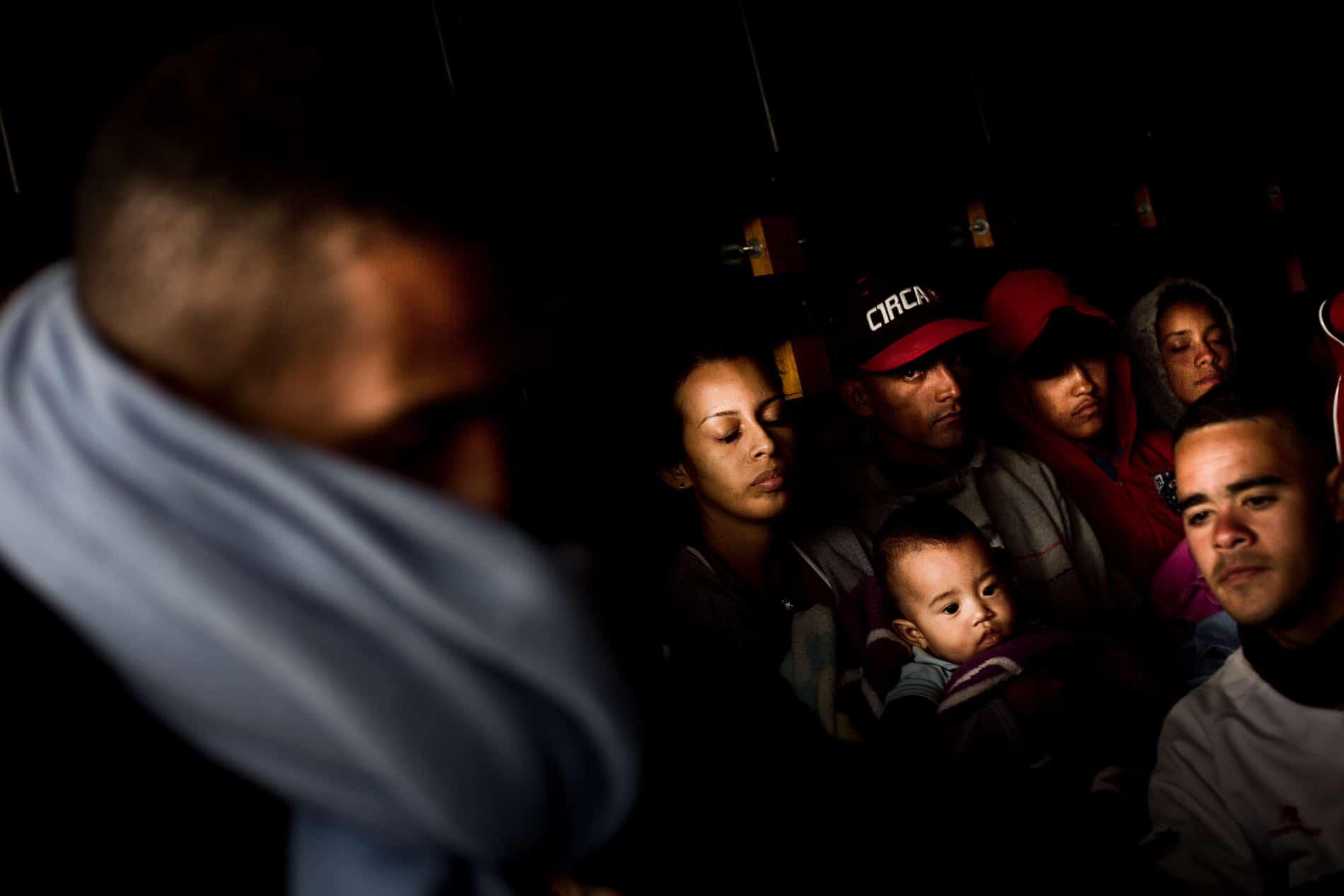 migrantes venezolanos 11