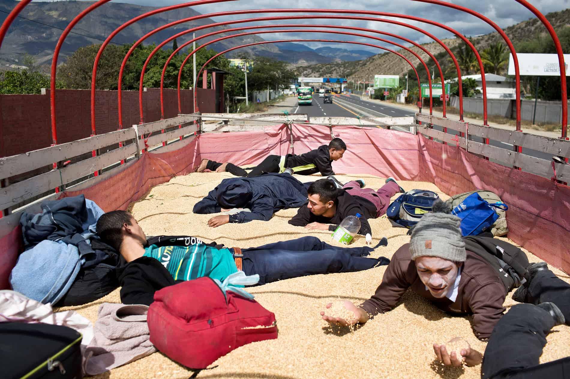migrantes venezolanos 14