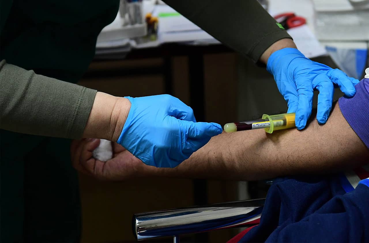 donantes de plasma pandemia covid 19 buenos aires argentina