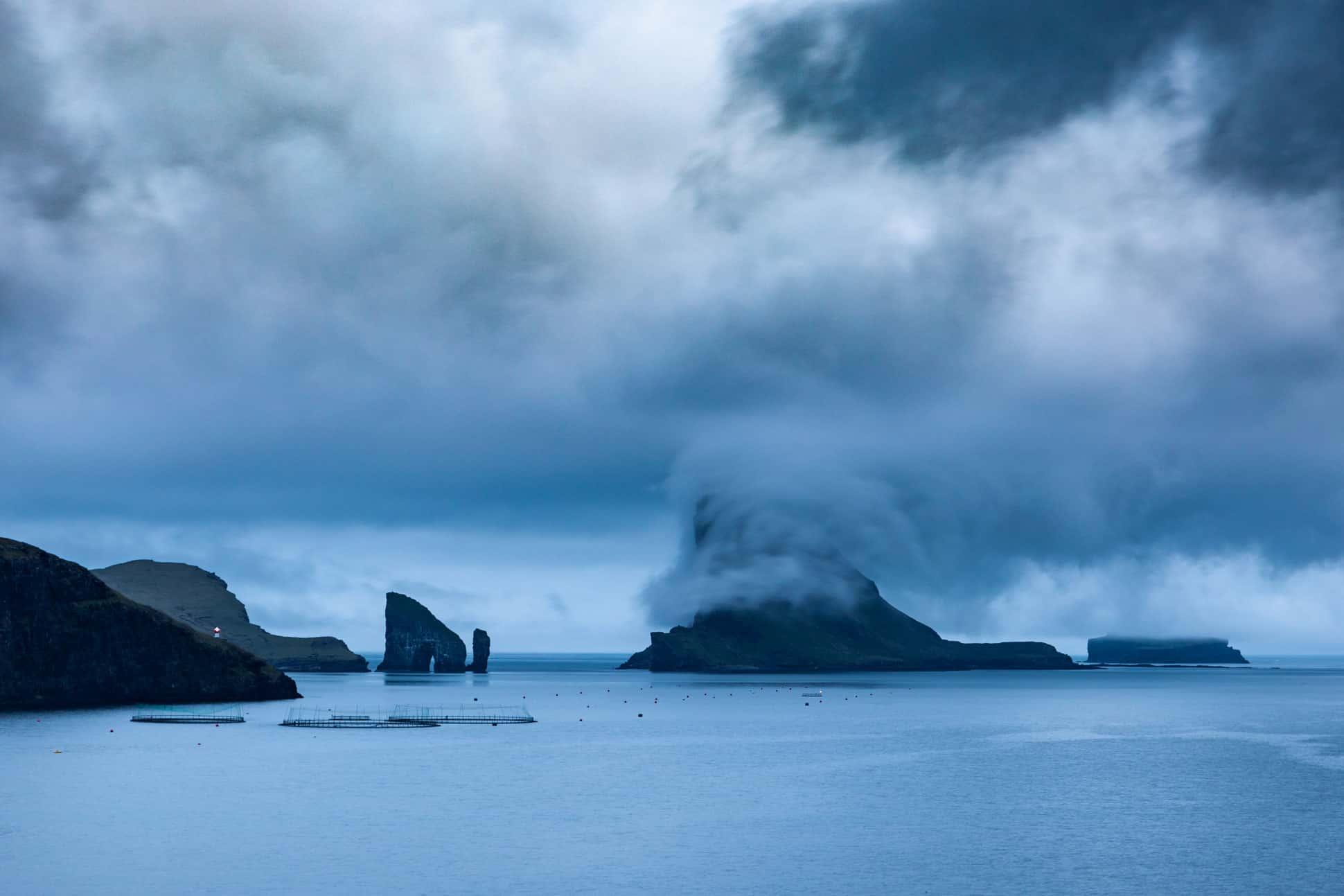 islas feroe niebla