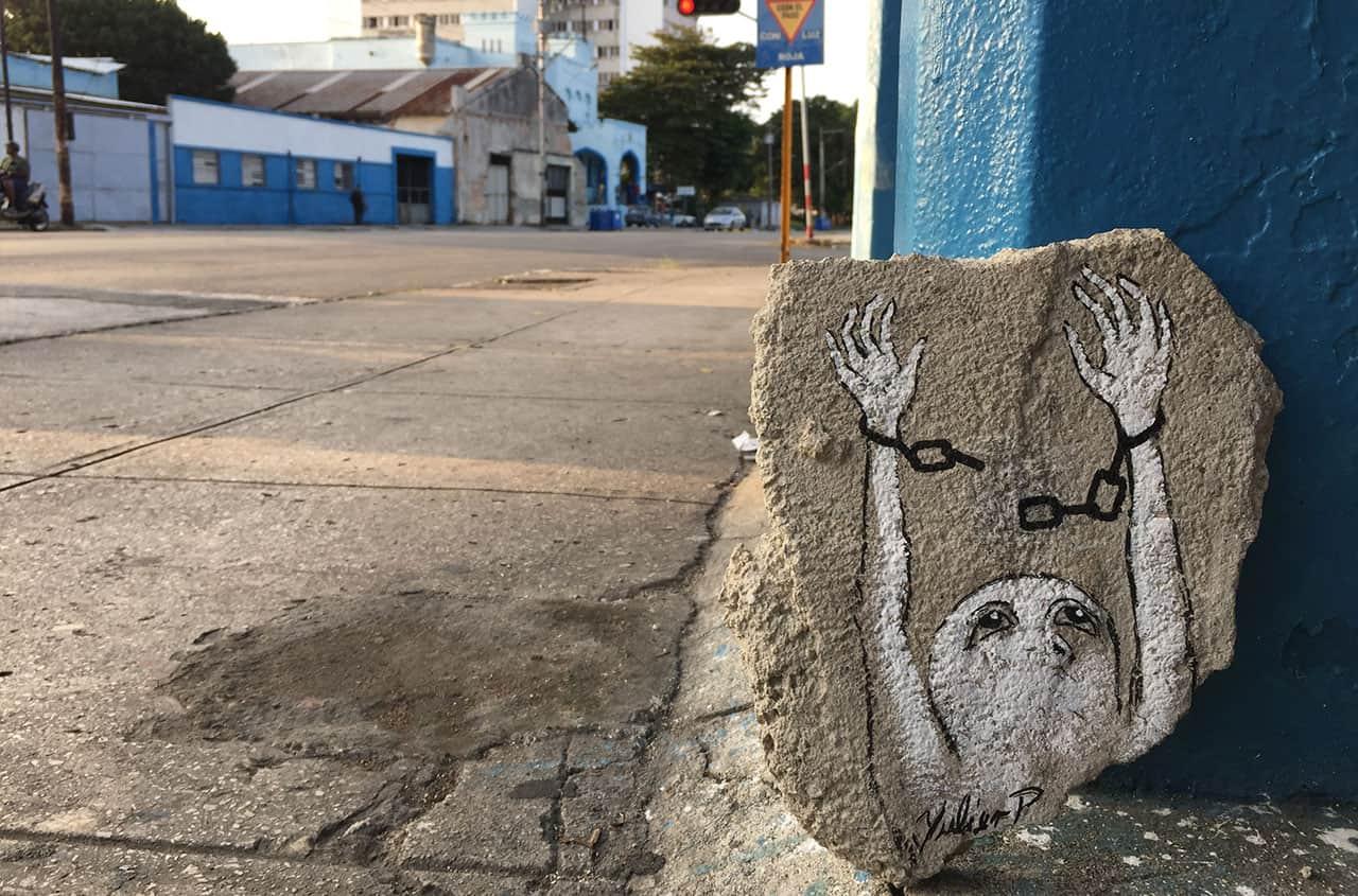 yulier p grafitero cubano