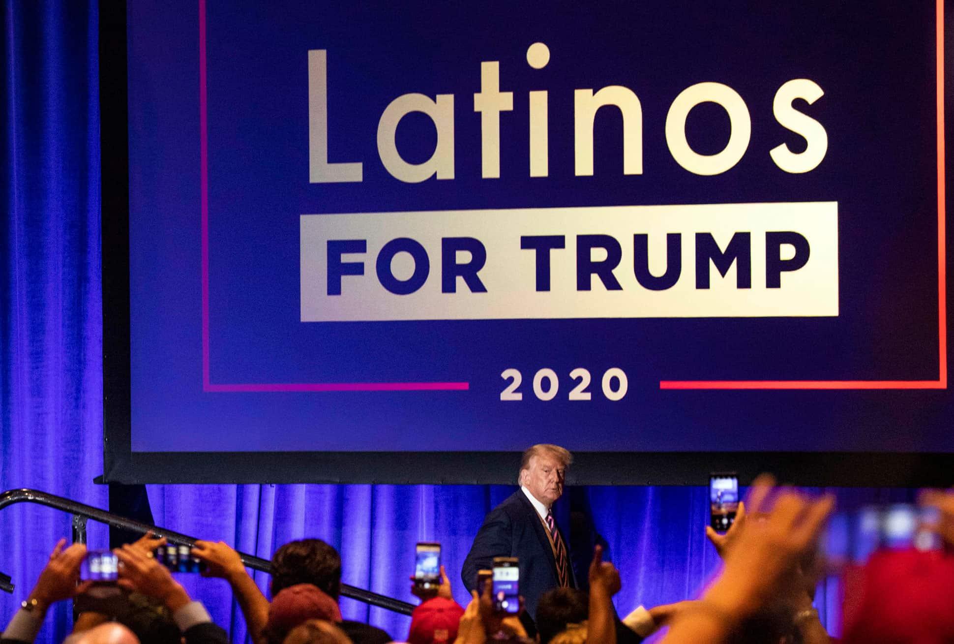 latinos por trump