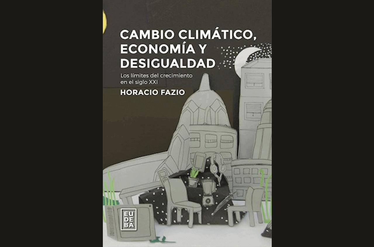 libros sobre el cambio climático horacio fazio
