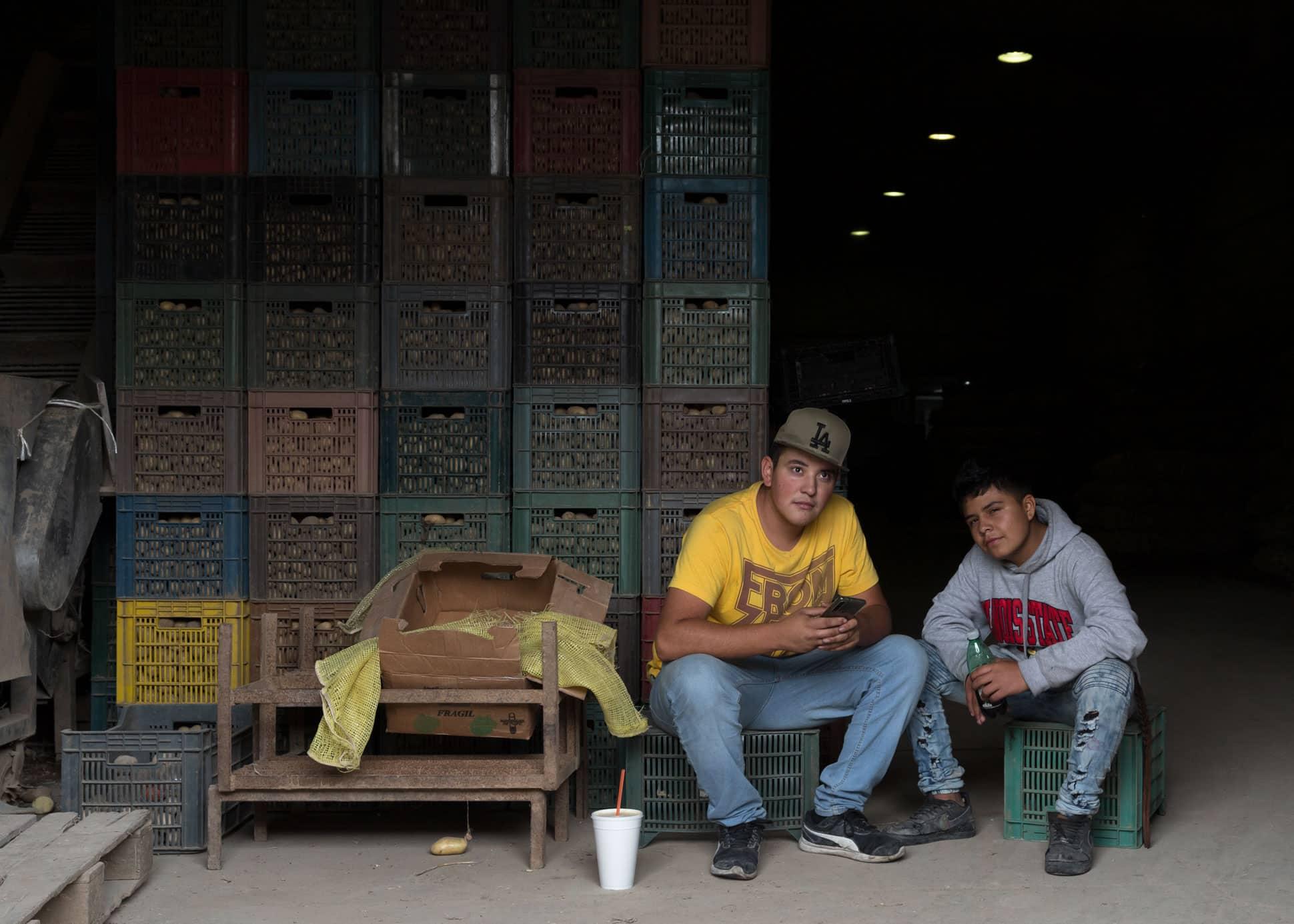 central de abastos trabajadores covid-19
